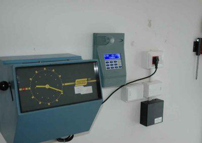Rilevatore presenze con tecnologia RFID
